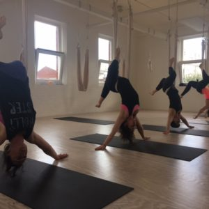 Aerial Body Conditioning